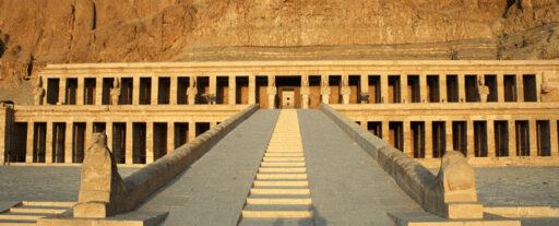 Templo Deir el-Bahari