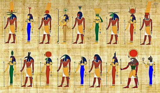 Consejo Supremo de Dioses de Egipto